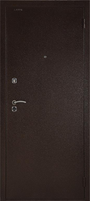 Дверь входная Аргус Модерн ( Венге) - 1